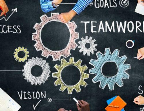 Trabajo en equipo: Cuando la suma de las partes es mayor que el todo
